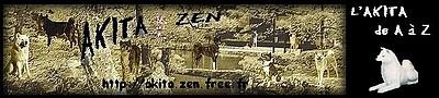 Akita Zen : l'akita de A à Z